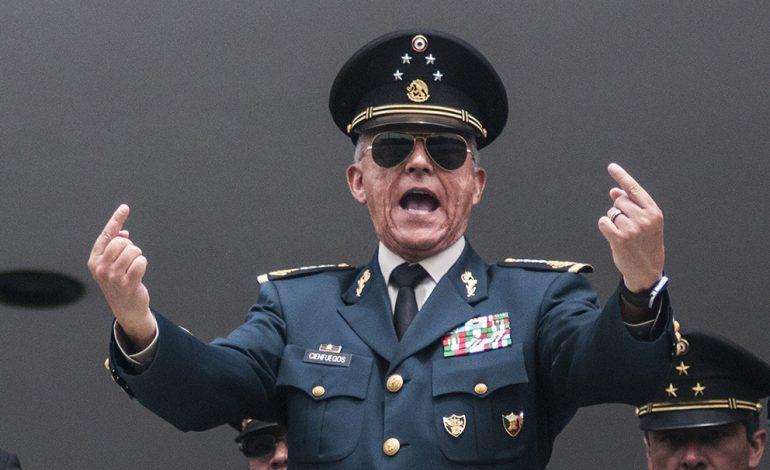 """Qué mensaje se da afuera""""; AMLO sobre detención de Cienfuegos - RUMBOMX"""